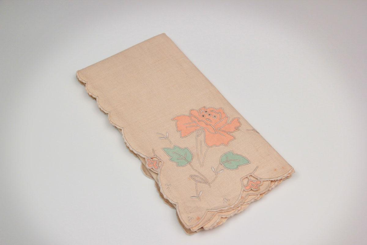 Matching napkins