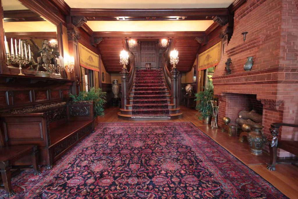 Visit Us The Mcfaddin Ward House