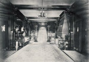 McFaddin-Ward Entrance Hall
