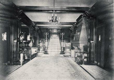 McFaddin-Ward Entrance Hall
