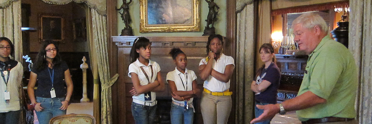 Plan a tour of the museum for your school!