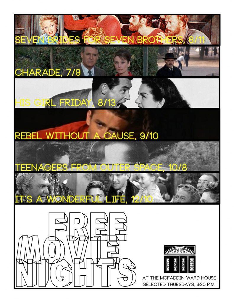 Movie Nights Dates