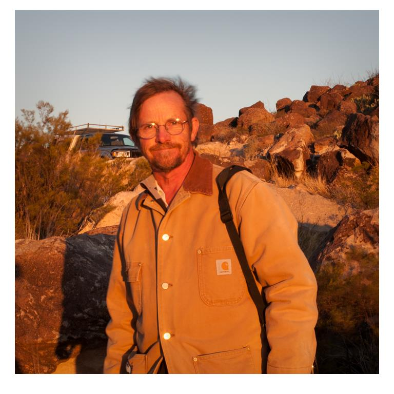 James Evans, Big Bend Photographer