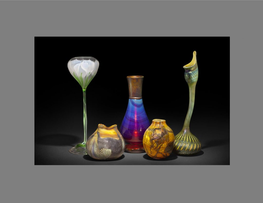 free lecture: Tiffany art glass
